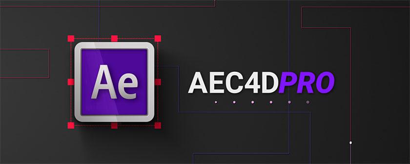 دانلود پلاگین AEC4D PRO برای نرم افزار Cinema 4d