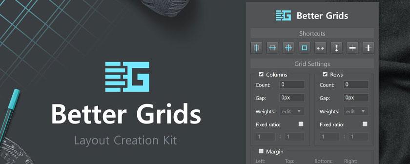 دانلود پلاگین Better Grids برای نرم افزار Photoshop